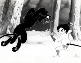 少年忍者風のフジ丸の解説画像1