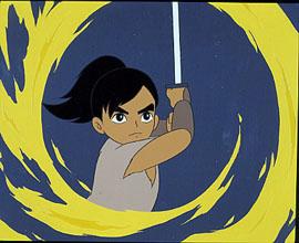 少年忍者風のフジ丸のストーリー画像1