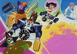 超人戦隊バラタックの解説画像1