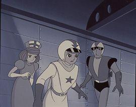 レインボー戦隊ロビンのストーリー画像1