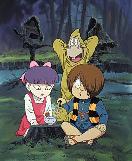 ゲゲゲの鬼太郎(第4期)のストーリー画像1
