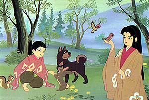 安寿と厨子王丸の解説画像2