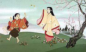 安寿と厨子王丸のストーリー画像1